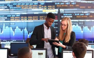 高中生国际金融投资商赛俱乐部